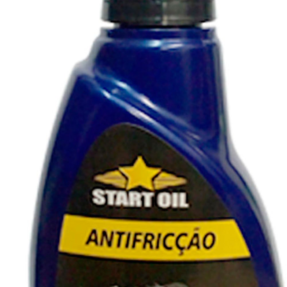 Start Oil Condicionador de Metais Antifricção 200ml - Imagem zoom