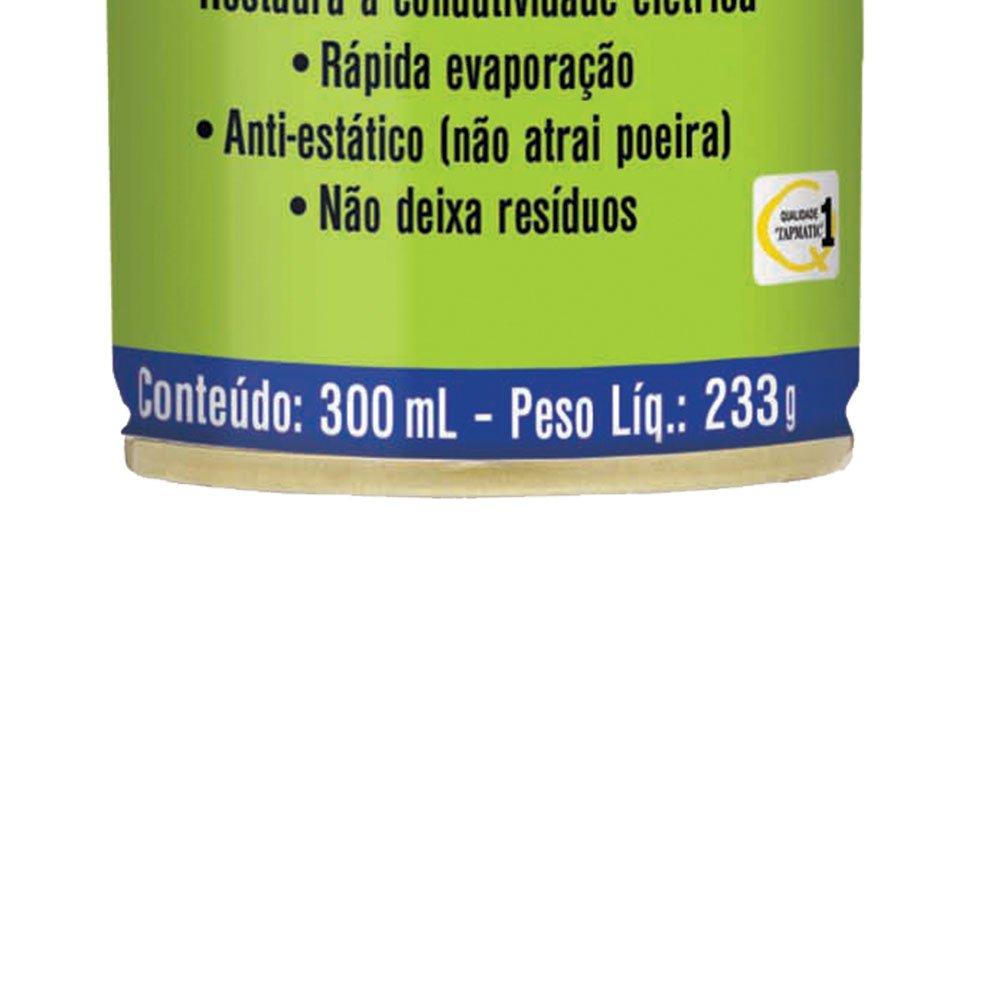 Limpa Contato Elétrico Não Inflamável em Spray 300ml - Imagem zoom