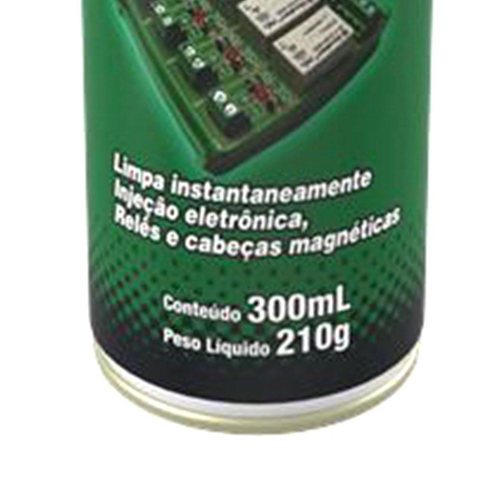 Limpa Contato Elétrico 300 ml - Imagem zoom