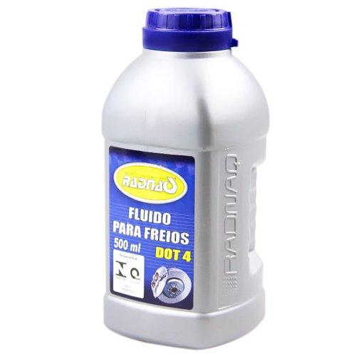 fluido para freios dot 4 com 500ml