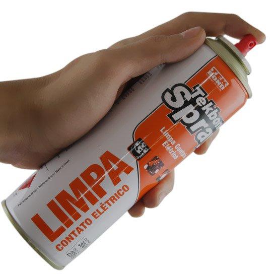 Limpa Contato Elétrico Spray 300ml - Imagem zoom