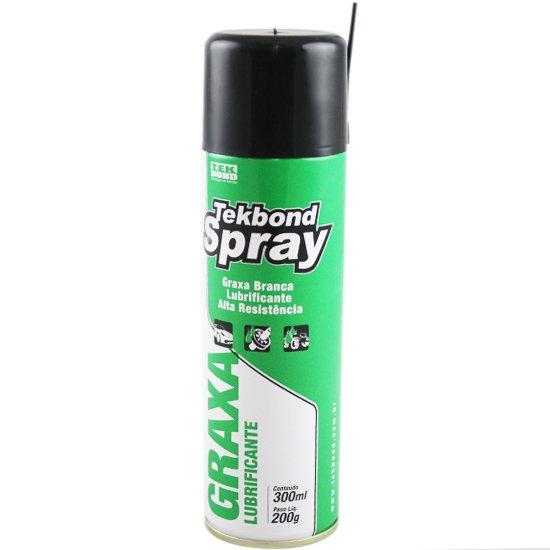 Graxa Branca de Proteção 300 ml em Spray - Imagem zoom