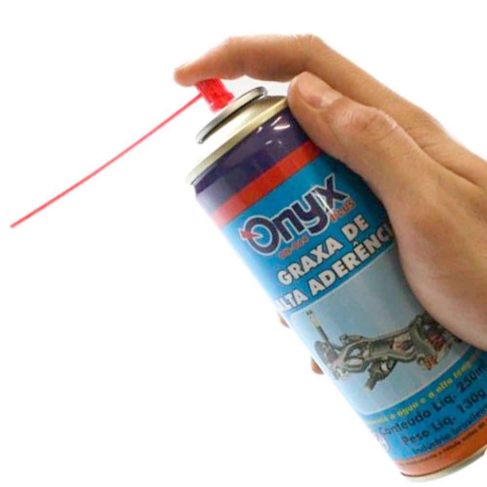 Spray Graxa 250ml de Alta Aderência - Imagem zoom