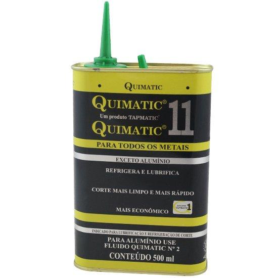 Fluído Sintético para Corte de Ferro Quimatic 11 - 500ml - Imagem zoom