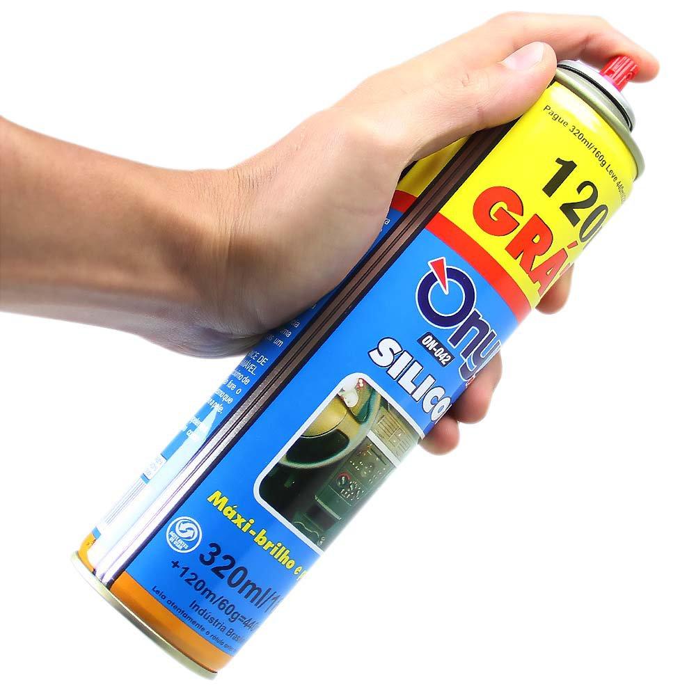 Silicone Spray Edição Especial 440ml - Imagem zoom