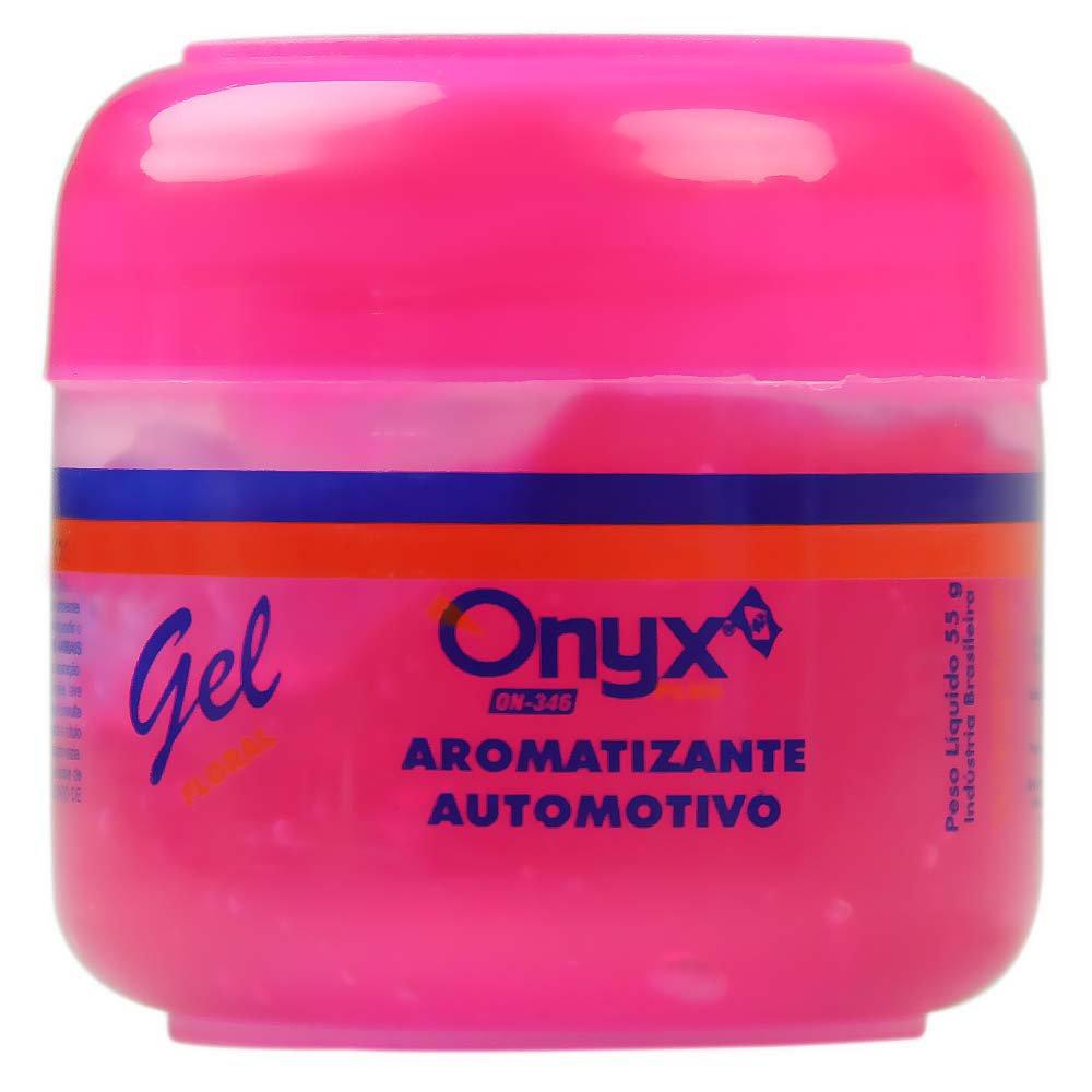 Aromatizante Automotivo em Gel Floral 55 grs - Imagem zoom