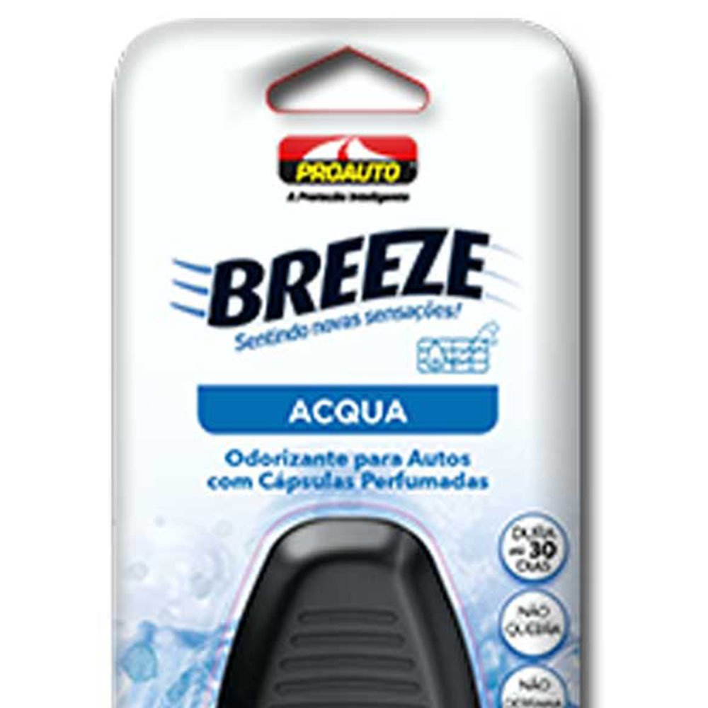 Odorizante Automotivo Breeze Classic Acqua de 6,5g - Imagem zoom