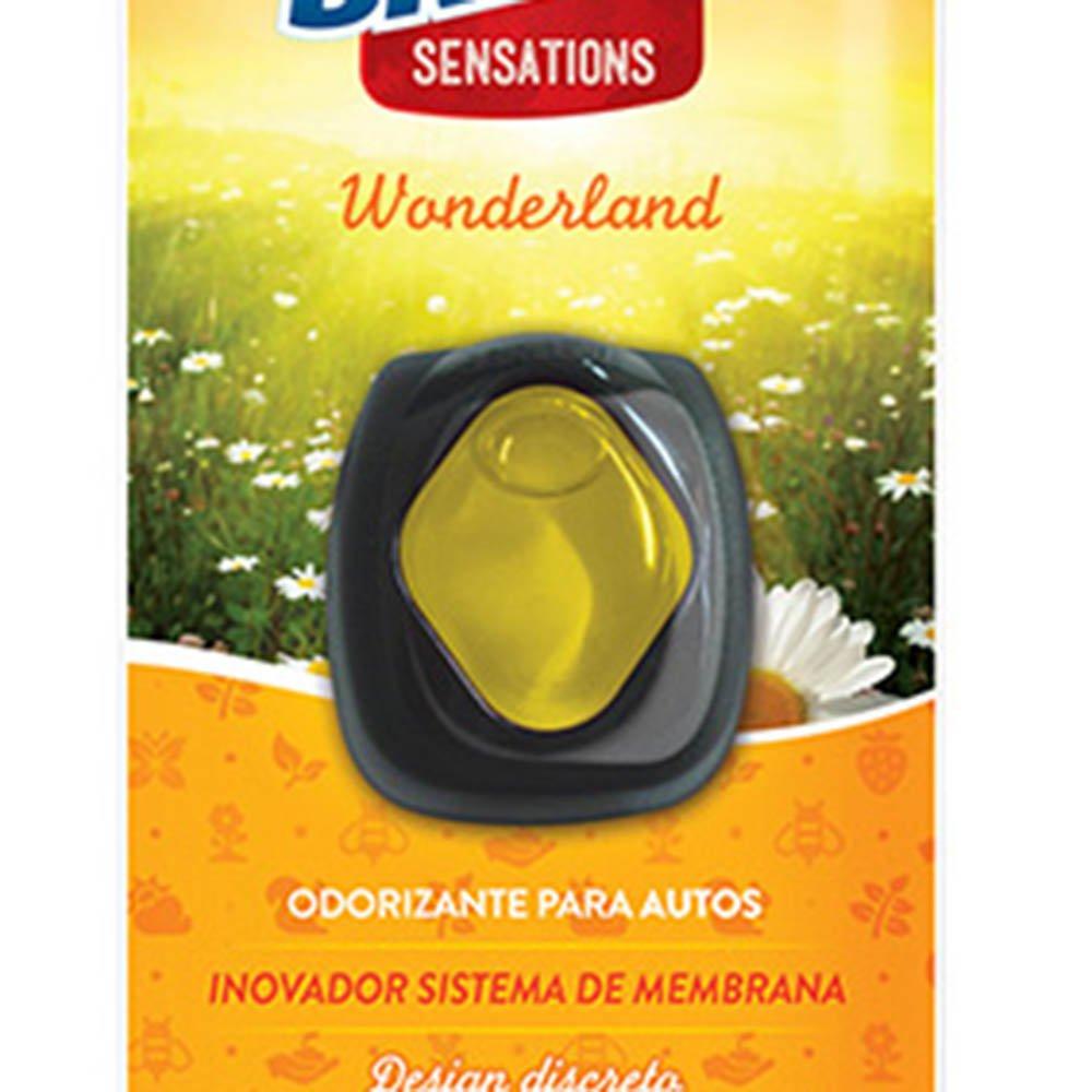 Odorizante Automotivo Breeze Sensations Wonderland 5Ml - Imagem zoom