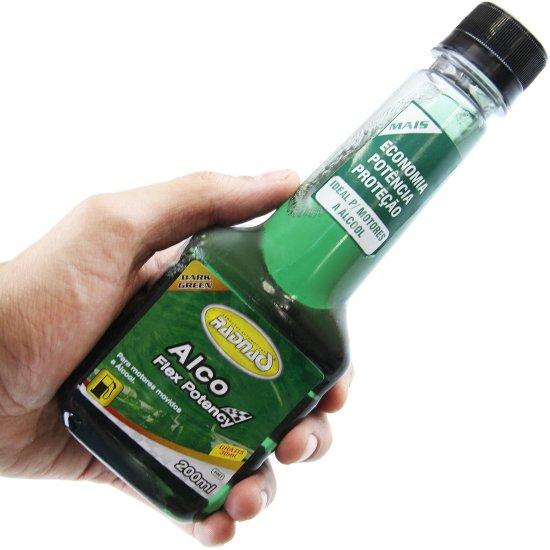 Aditivo para Motor a Álcool - Alco Flex Potency 200 ml  - Imagem zoom