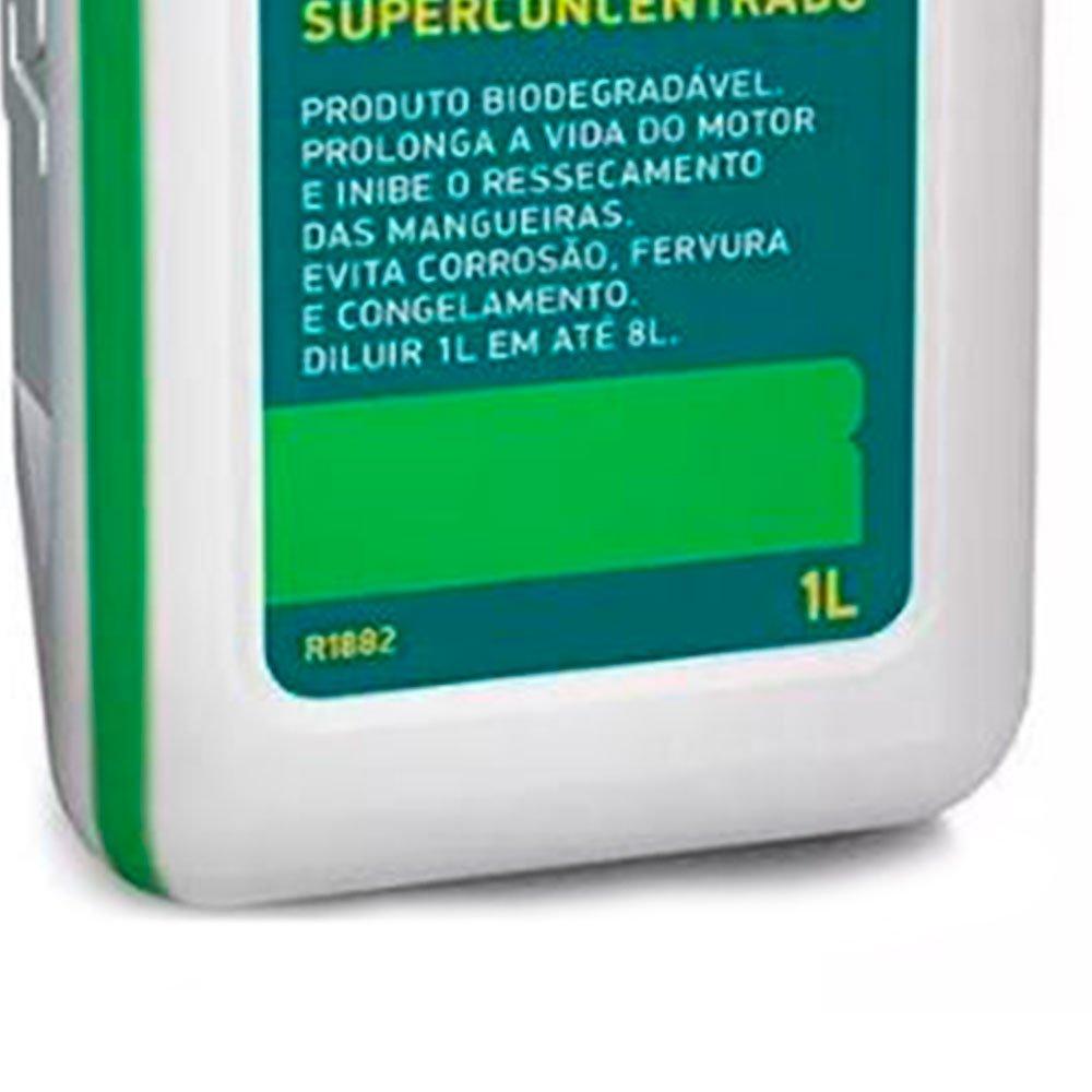 Aditivo para Radiadores 1 Litro Superconcentrado Verde - Imagem zoom