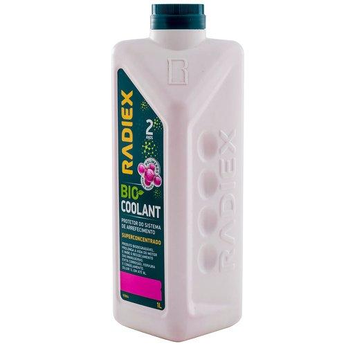aditivo para radiadores superconcentrado rosa 1 litro 2 anos