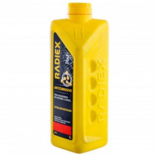 aditivo para radiadores 1 litro ultra concentrado vermelho para 3 meses