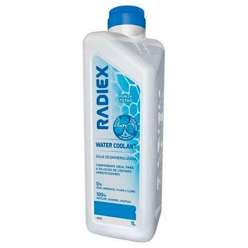 água desmineralizada 1 litro