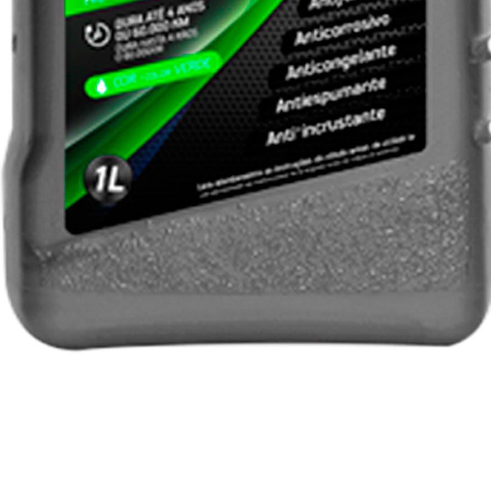 Fluido Bio Concentrado Long Life Verde 1 Litro para Radiadores - Imagem zoom
