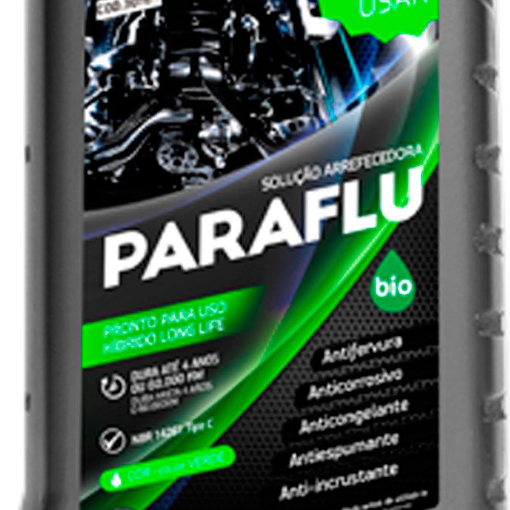 Solução Bio Pronto para Uso Híbrido Long Life Verde 1 Litro para Radiadores  - Imagem zoom