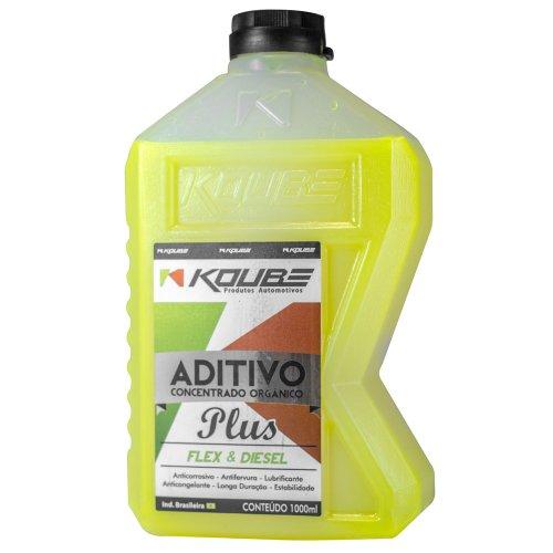 aditivo para radiador concentrado orgânico plus amarelo 1l