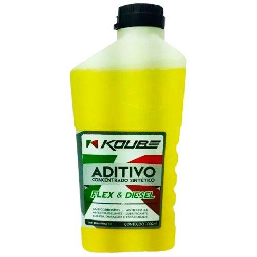 aditivo para radiador concentrado sintético amarelo 1l