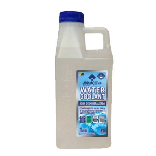 água desmineralizada water coolant 1l