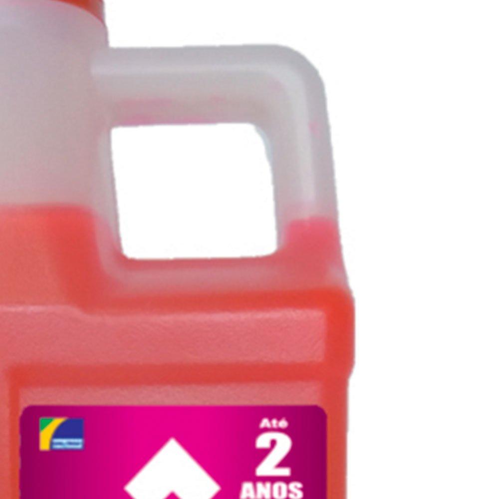 Aditivo para Radiador Pronto Uso Rosa 1L - Imagem zoom