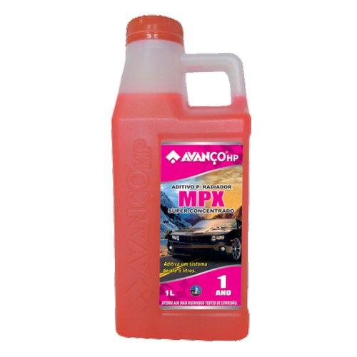 aditivo para radiador mpx super concentrado rosa 1l