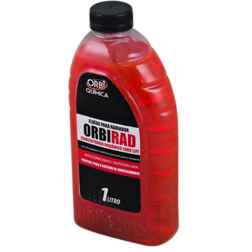 aditivo para radiador orgânico concentrado 1 litro