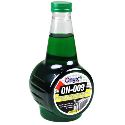 protetor do sistema de arrefecimento pronto uso verde 1 litro