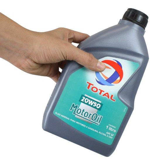 Óleo Mineral para Motor OIL SF - 20W50 - Imagem zoom
