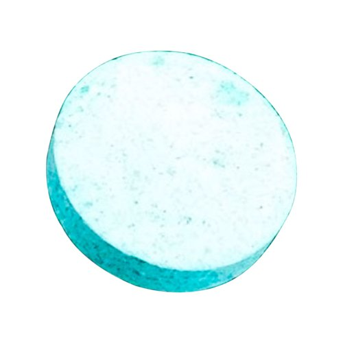 limpador de para-brisa em pastilha efervescente 5g