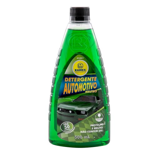 detergente neutro automotivo 500ml