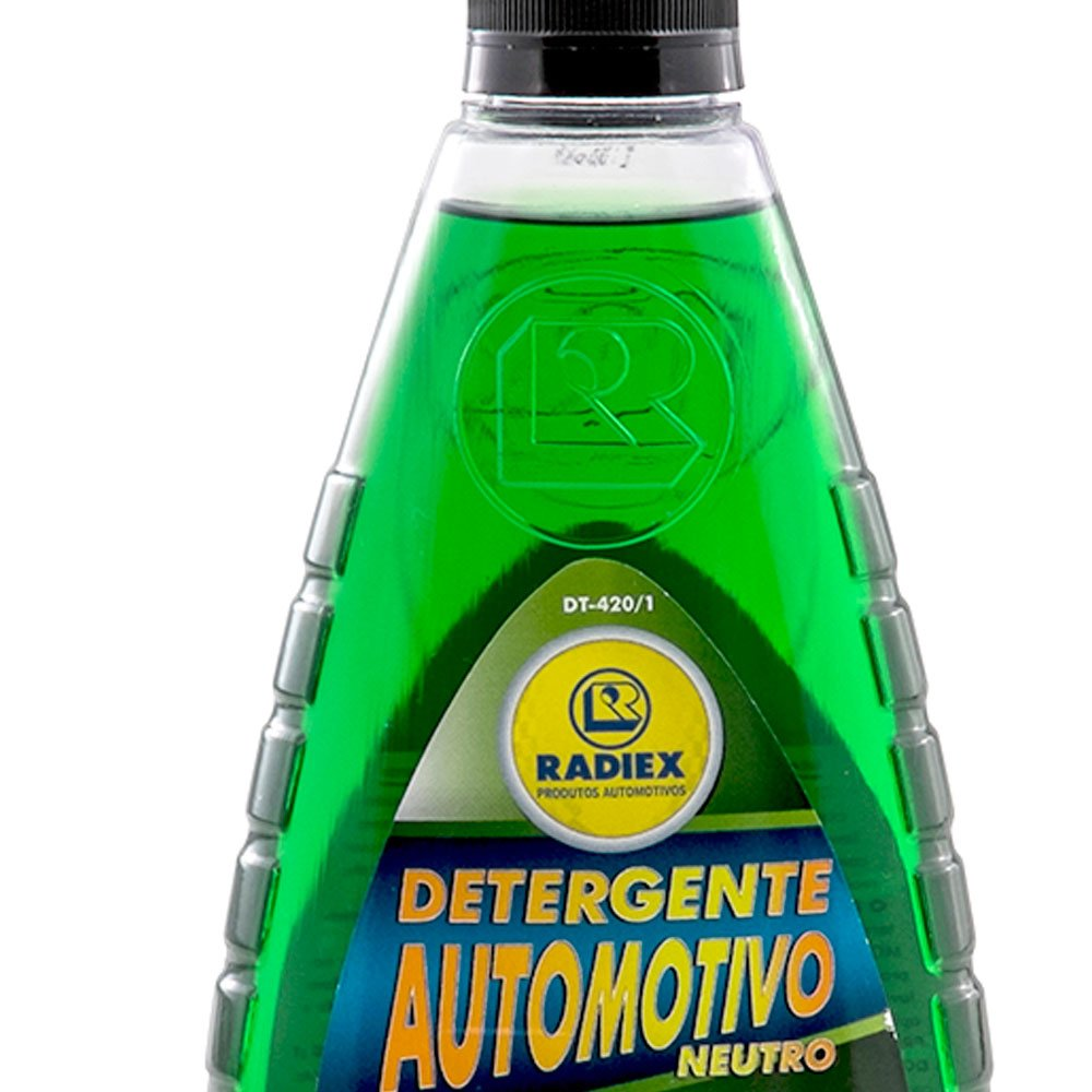 Detergente Neutro Automotivo 500ml - Imagem zoom