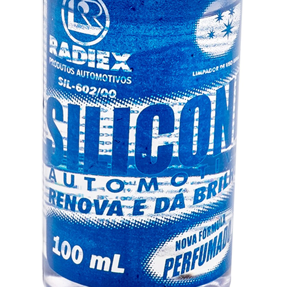 Silicone Automotivo 100ml - Imagem zoom