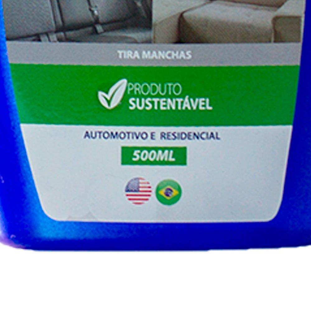 Limpa a Seco Estofados em Couro 500ml - Imagem zoom