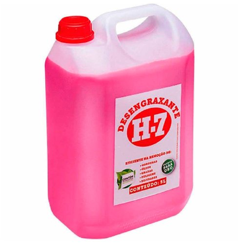 desengraxante removedor multiuso para limpeza pesada 5 litros