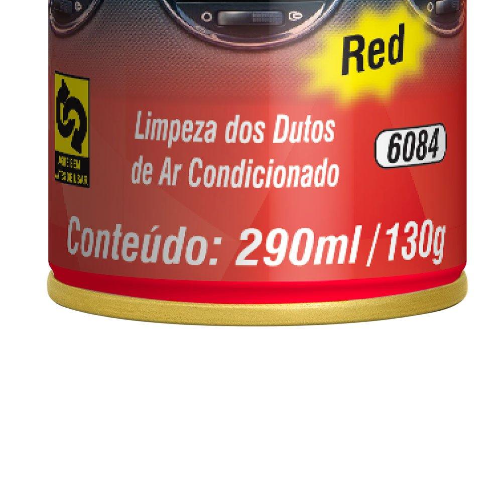 Limpa Ar Condicionado 290ml Red - Imagem zoom