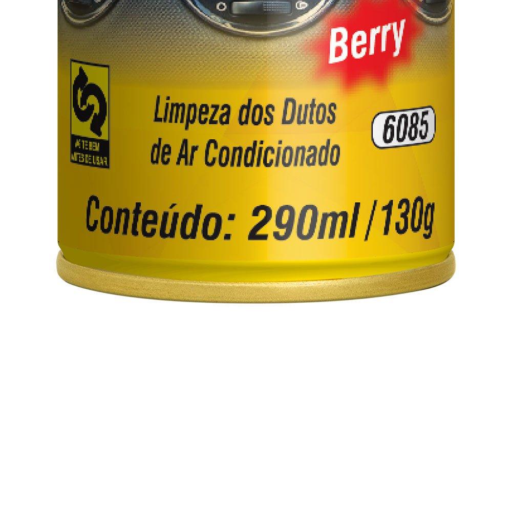 Limpa Ar Condicionado 290ml Berry - Imagem zoom