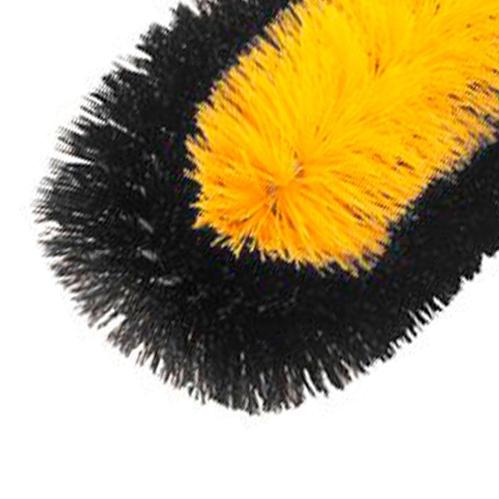 Escova para Furo de Rodas Tipo Pepino - Imagem zoom