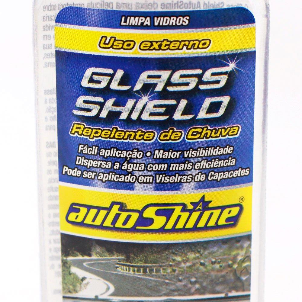 Repelente de Chuva Glass Shield 90ml - Imagem zoom