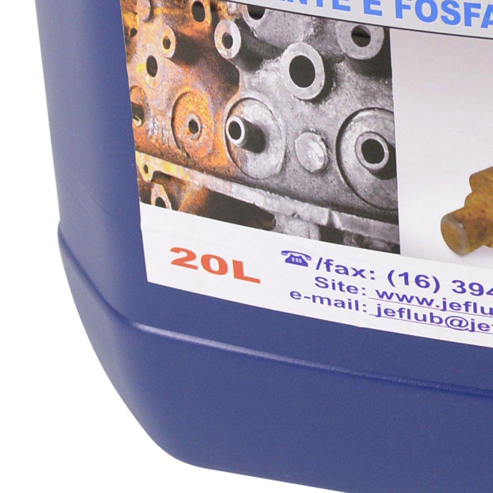 Desengraxante Decapante Fosfatizante Ultra Decap F 20 Litros - Imagem zoom