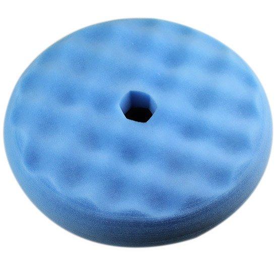 Boina de Polimento com Dupla Face Azul 8 Pol - Imagem zoom