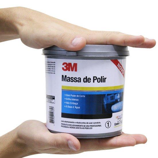 Massa de Polir 1kg - Imagem zoom
