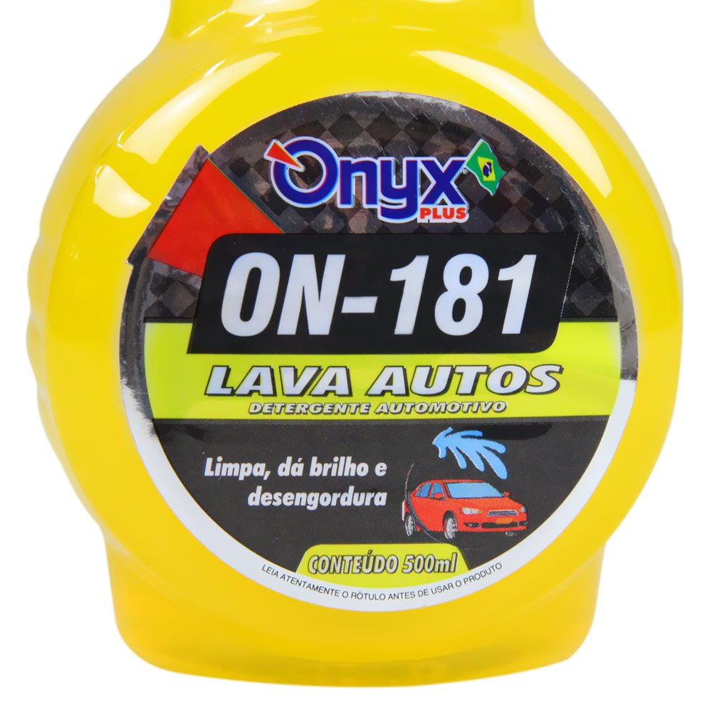 Detergente Automotivo Lava Autos 500ml - Imagem zoom