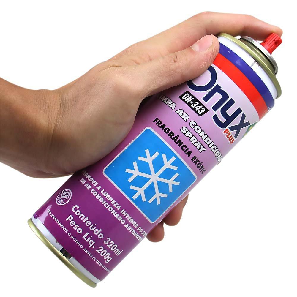 Kit Limpa Ar Condicionado com Aromatizante Exótic - Imagem zoom