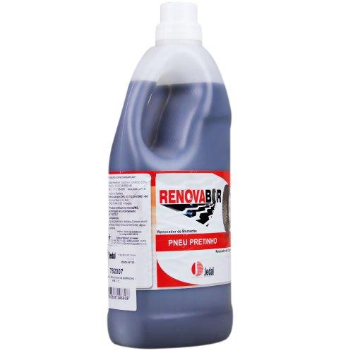pretinho renovador de borracha 2 litros