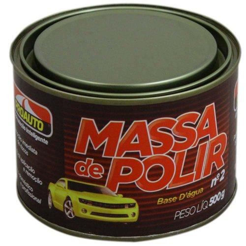 massa de polir n°2 500g