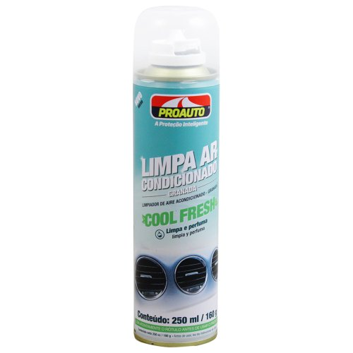 limpa ar condicionado cool fresh 250ml