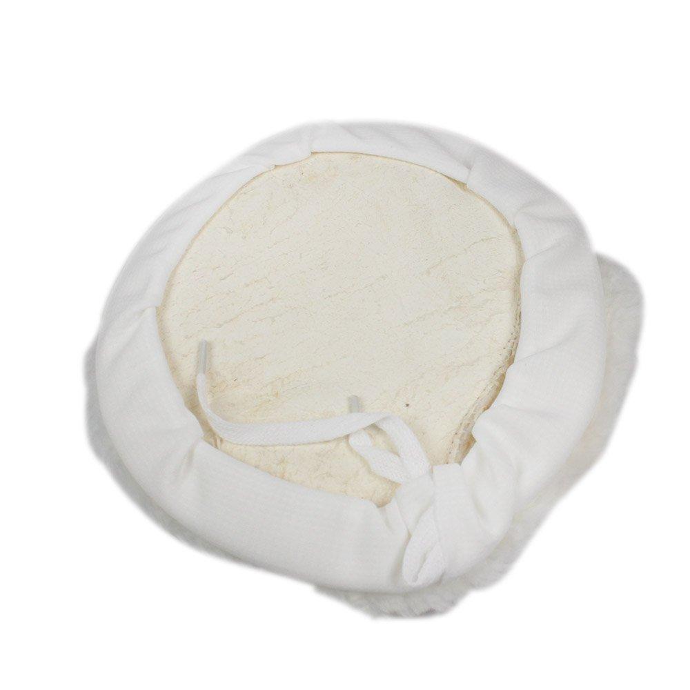 Disco para Polir de Lã com Corda de 180mm - Imagem zoom
