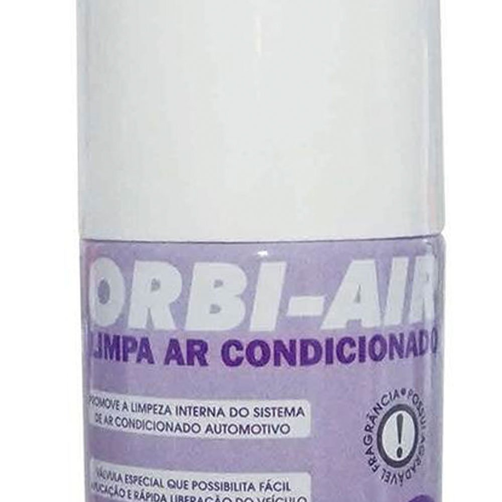 Spray Limpa Ar Condicionado Automotivo Lavanda 200ml - Imagem zoom