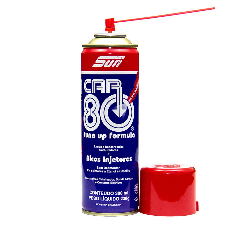 Descarbonizante Spray Car 80 300ml