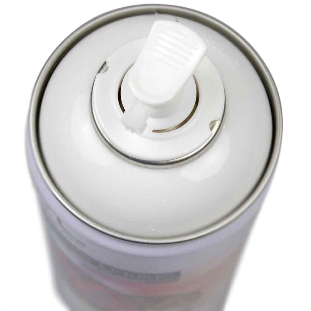 Envelopamento Líquido Branco Fosco em Spray - 400ml - Imagem zoom