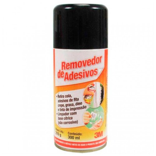 removedor de adesivos spray 300ml